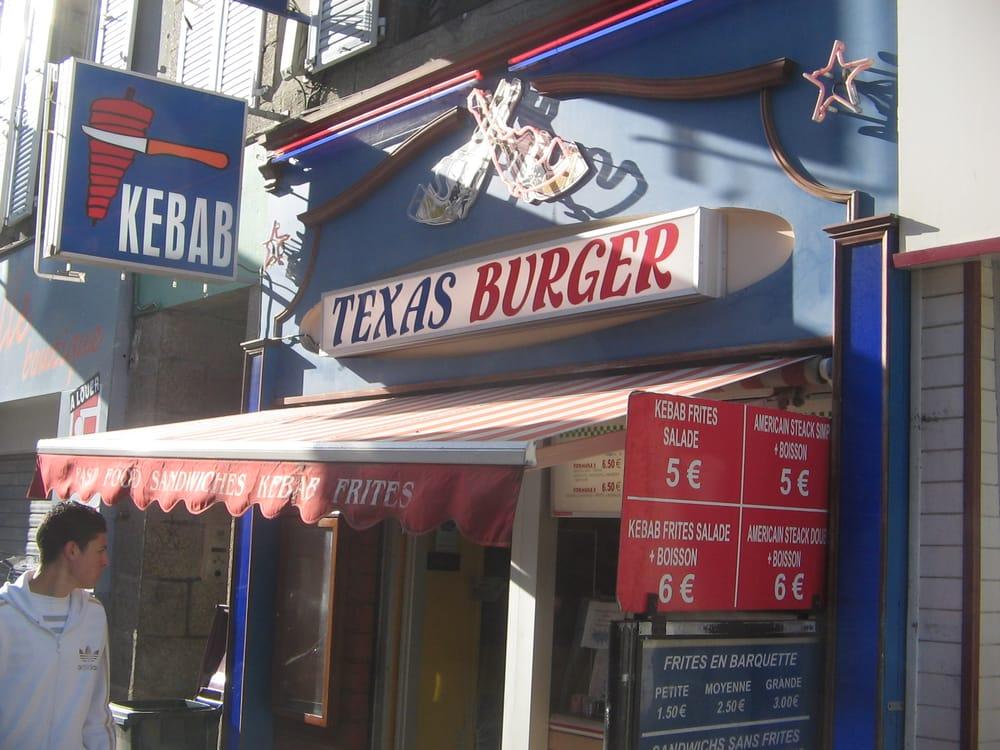 texas burger fast food brest france restaurant avis num ro de t l phone yelp. Black Bedroom Furniture Sets. Home Design Ideas