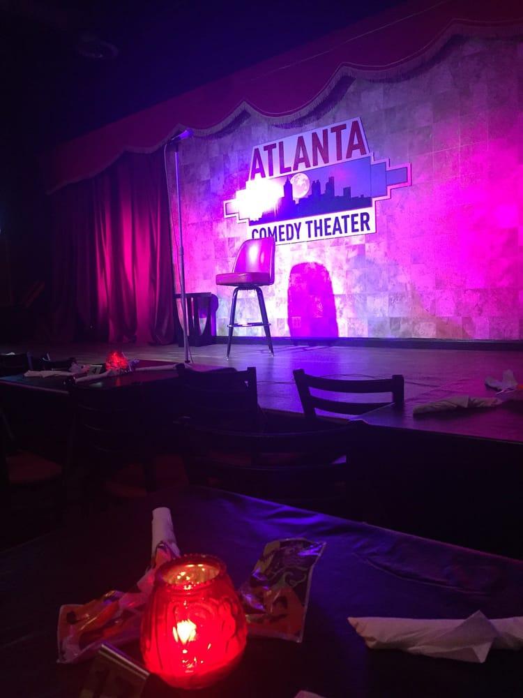 Comedy Theater Atlanta Ga