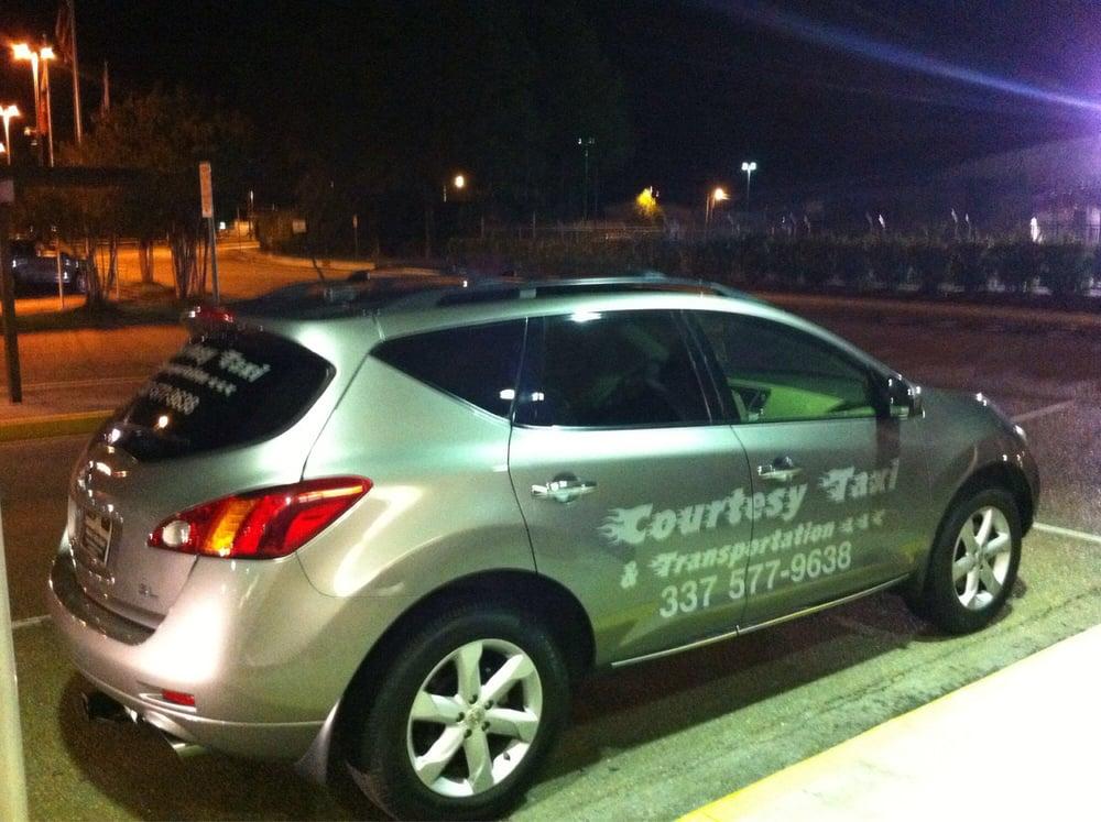 Courtesy Taxi & Transportation: 200 Terminal Dr, Lafayette, LA