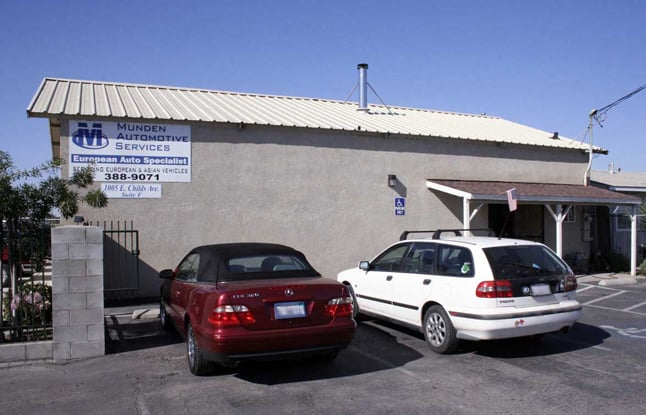 Central Valley European: 1005 E Childs Ave, Merced, CA