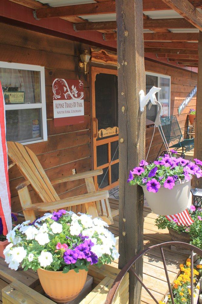 Alpine Trails RV Park: 111 Wharton Road 59, South Fork, CO