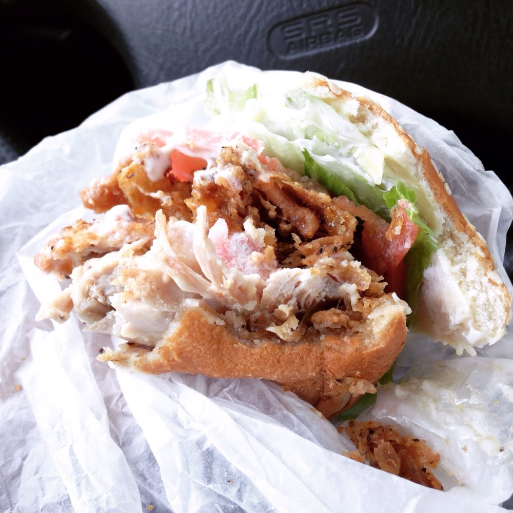Carter's Fried Chicken: 1124 E Shotwell St, Bainbridge, GA