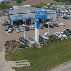 Photo Of Greg May Honda   Waco, TX, United States. Arial View Of
