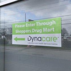 Dynacare - Laboratory Testing - 2251 Lawrence Avenue E