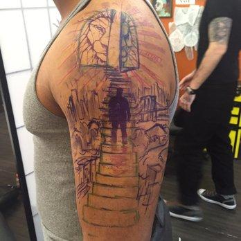 Brooklyn tattoo 87 photos 100 reviews tattoo 279 for Tattoo shop brooklyn