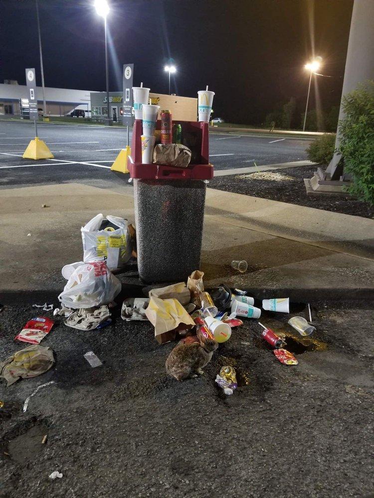 McDonald's: 1 Plaza St, Beardstown, IL