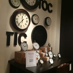 Photo Of Pottery Barn   Annapolis, MD, United States. Clock Collection.