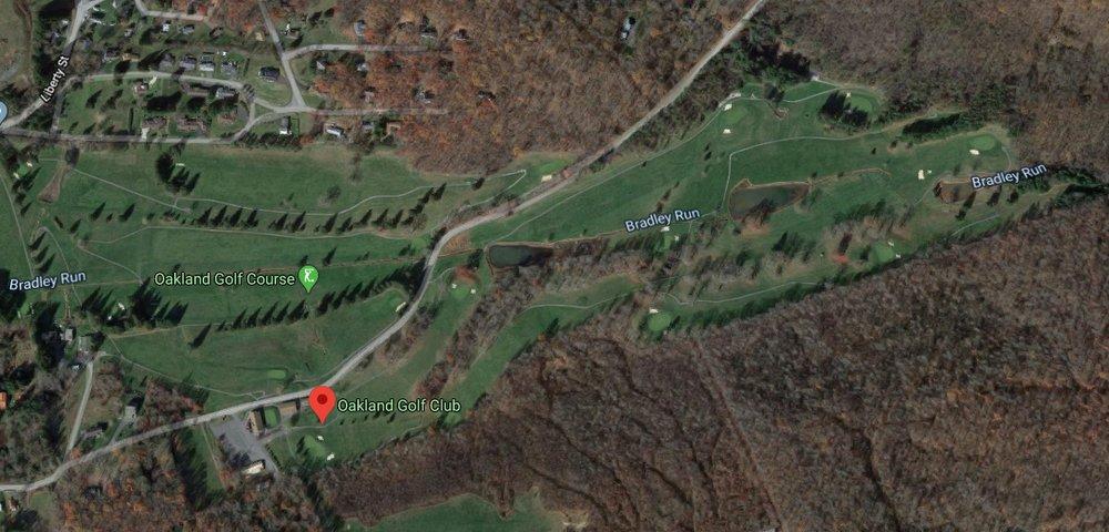 Oakland Golf Club: 433 N Bradley Ln, Oakland, MD