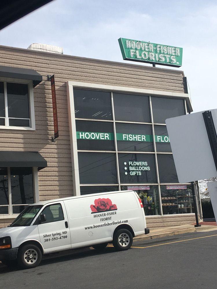 Hoover-Fisher Florist: 16 University Blvd E, Silver Spring, MD