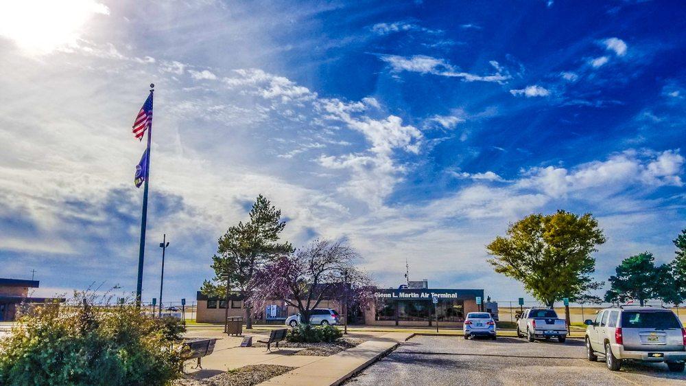 Liberal Municipal Airport: 720 Terminal Ave, Liberal, KS