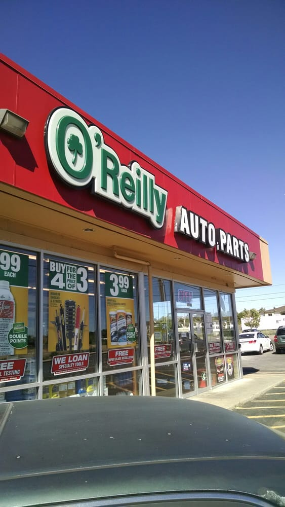 O'Reilly Auto Parts: 11101 W Colfax Ave, Lakewood, CO