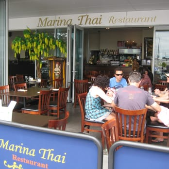 Marina Thai Restaurant Half Moon Bay