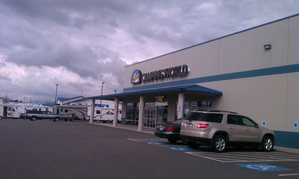 Camping World Of Burlington