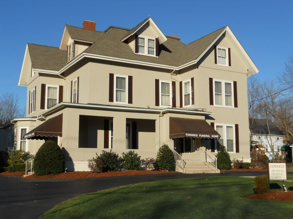 Edwards Memorial Funeral Home: 44 Congress St, Milford, MA