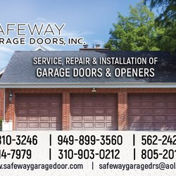 Photo of Safeway Garage Doors - Santa Ana CA United States. Our new  sc 1 st  Yelp & Safeway Garage Doors - 18 Photos \u0026 65 Reviews - Garage Door Services ...