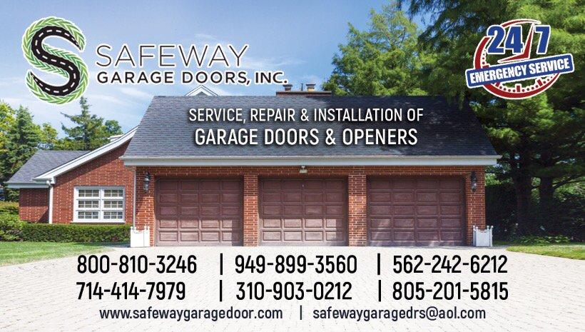 Safeway R1500 Garage Door Opener Manual