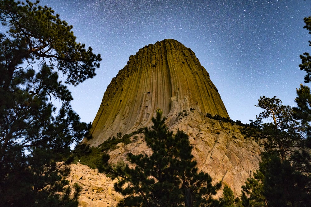 Devils Tower National Monument: 60 Hwy 110, Devils Tower, WY