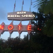 Warm Mineral Springs Motel Hotels 12597 Tamiami Trl S North