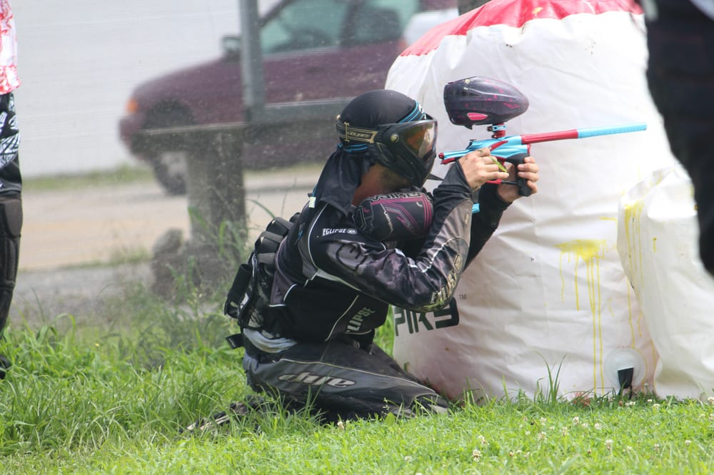 Paintball Country: 5110 Lesourdsville West Chester Rd, Liberty Twp, OH