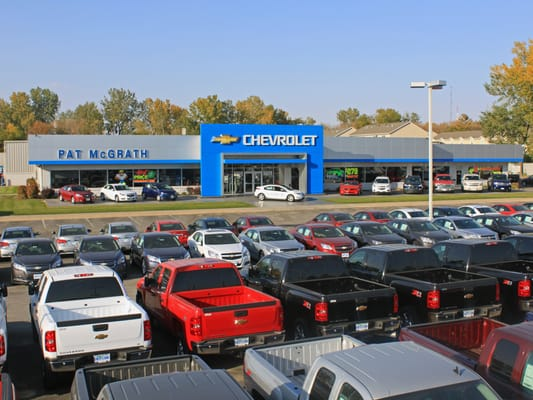 Mcgrath Chevyland 1600 51st St Ne Cedar Rapids Ia Auto Dealers