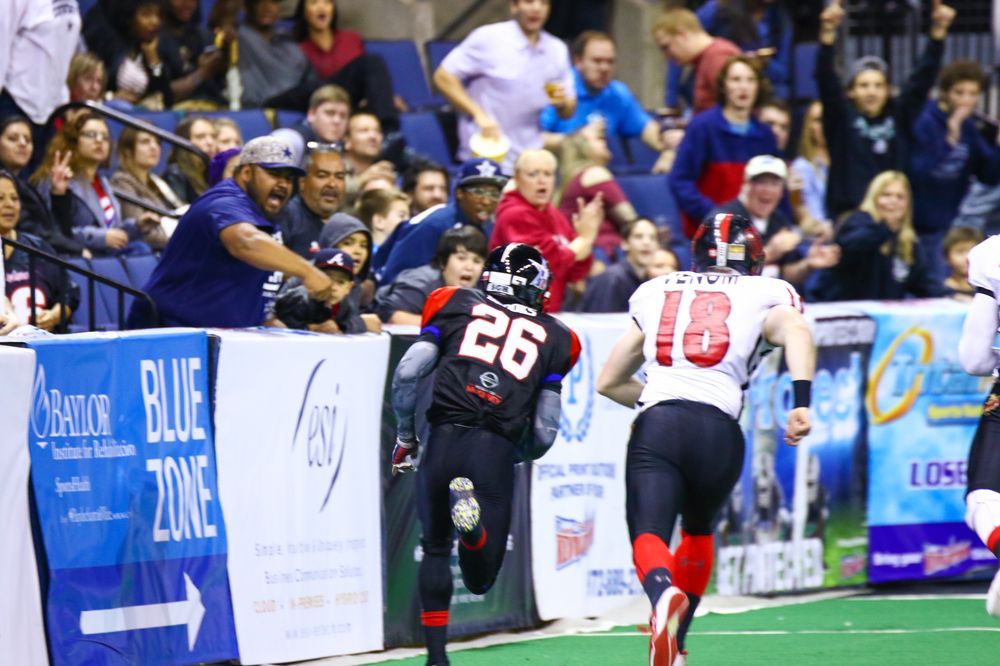 Texas Revolution Professional Indoor Football: 190 E Stacy Rd, Allen, TX