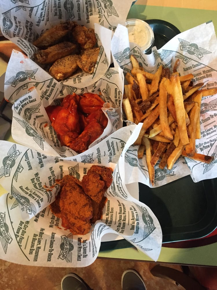 San Antonio, Texas () Looking for a Wingstop near you? As a nostalgic restaurant, the sole focus of Wingstop is chicken wings while its menu also include boneless wings, boneless strips, vegetable sticks, fresh baked yeast rolls, coleslaw, potato /5().