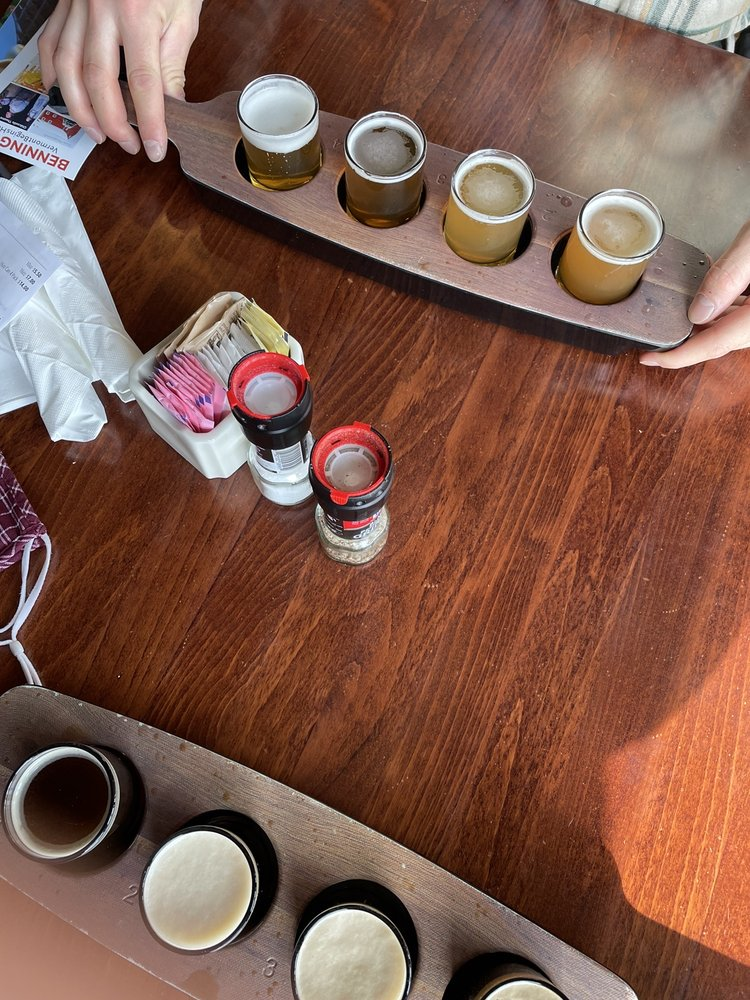 Food from Madison Brewing Company Pub & Restaurant