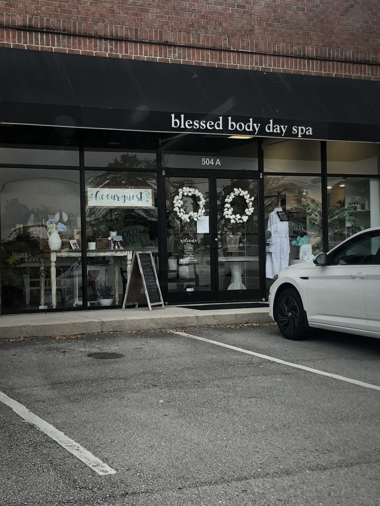 Blessed Body Day Spa: 504 Cedar Point Blvd, Cedar Point, NC