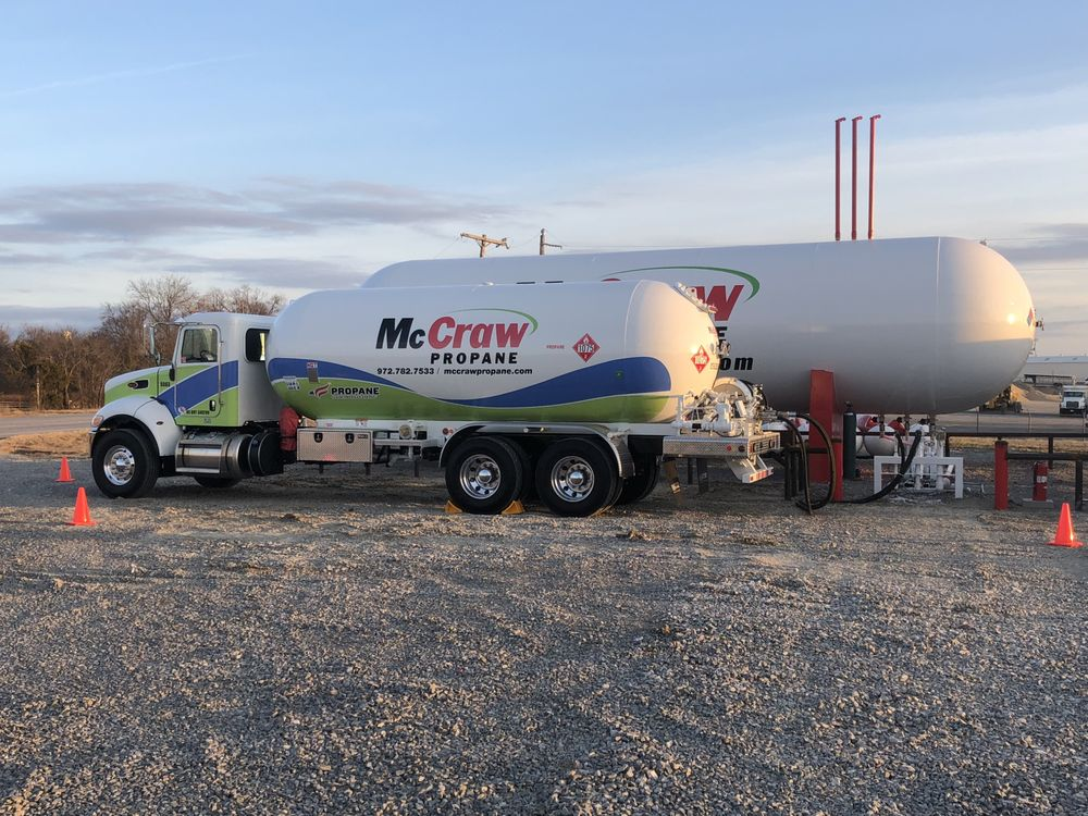 McCraw Oil and Propane: 1345 Tx State Hwy 78, Farmersville, TX