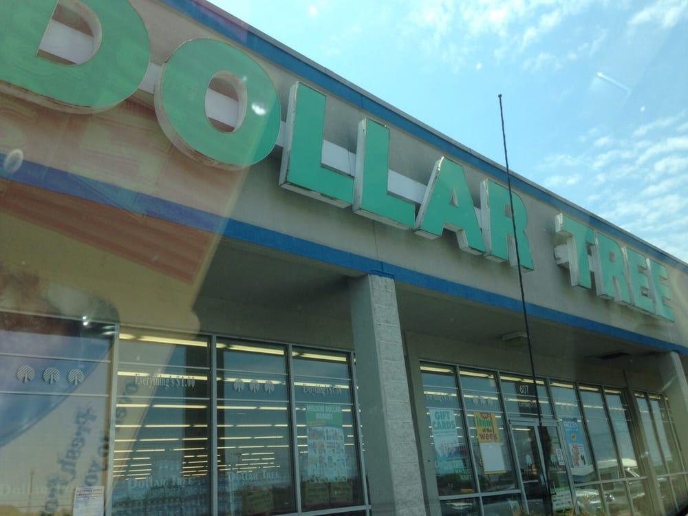 Dollartree Stores: 607 E Broadway Blvd, Jefferson City, TN