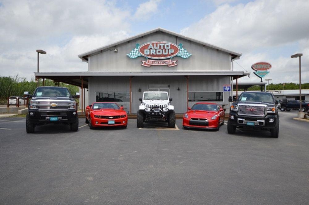 Auto Group Of San Antonio Closed 12 Photos Amp 24