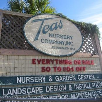 Teas Nursery Closed Nurseries Gardening 4400 Bellaire Blvd