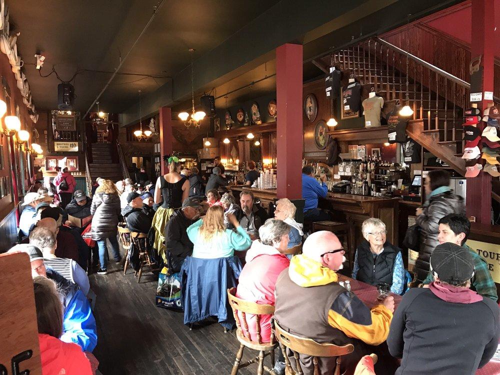 Red Onion Saloon: 201 Broadway, Skagway, AK