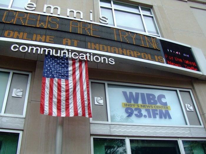 WIBC 93.1 FM