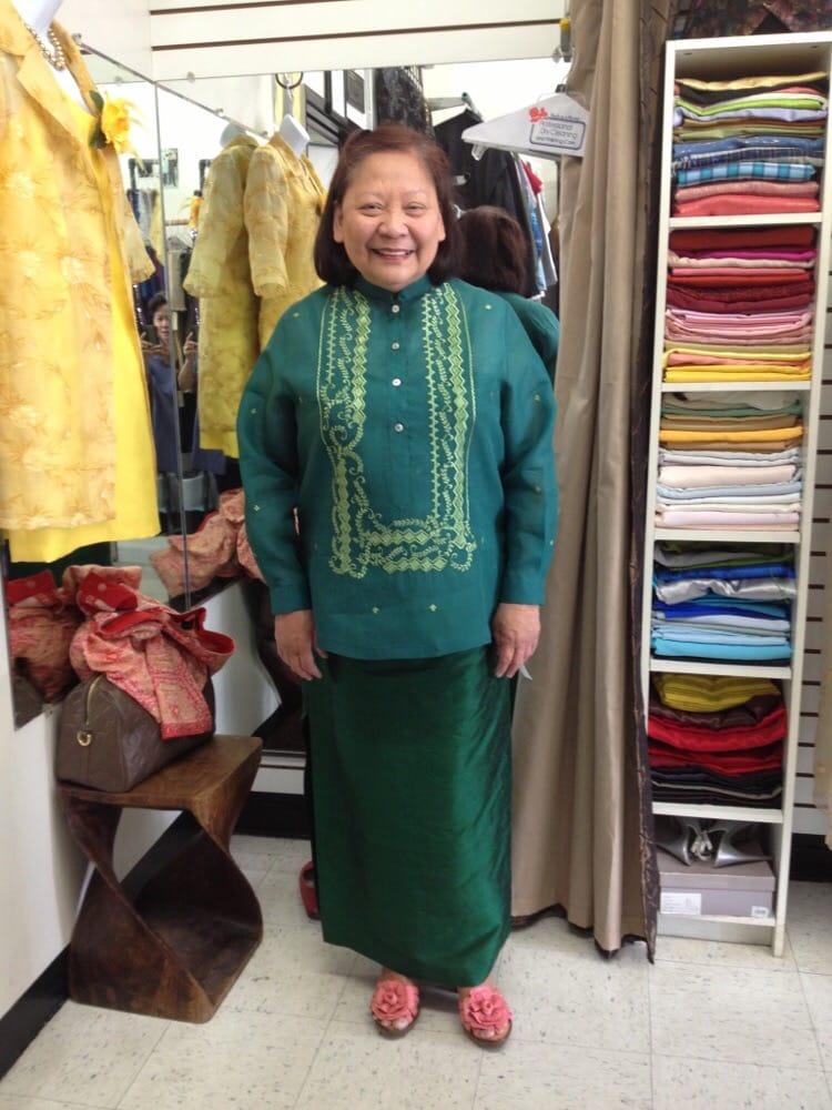 Barong yelp for Custom dress shirts los angeles