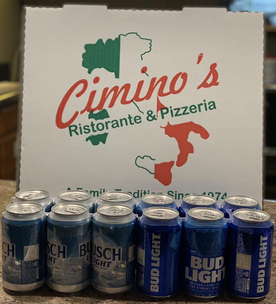 Mama Cimino's: 104 S Peoria Ave, Dixon, IL