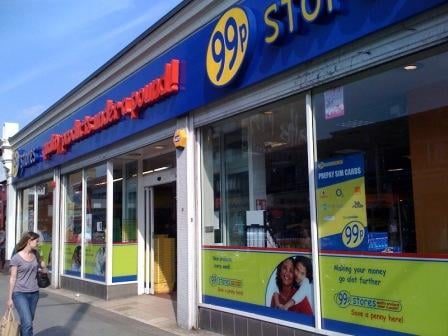 The budget shop, which is owned by Poundland, has fallen into administration with the closure of 60 shops The budget chain was bought by Poundland less than two years ago but now over 60 shops.