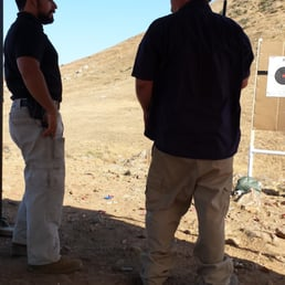 Moreno valley shooting range