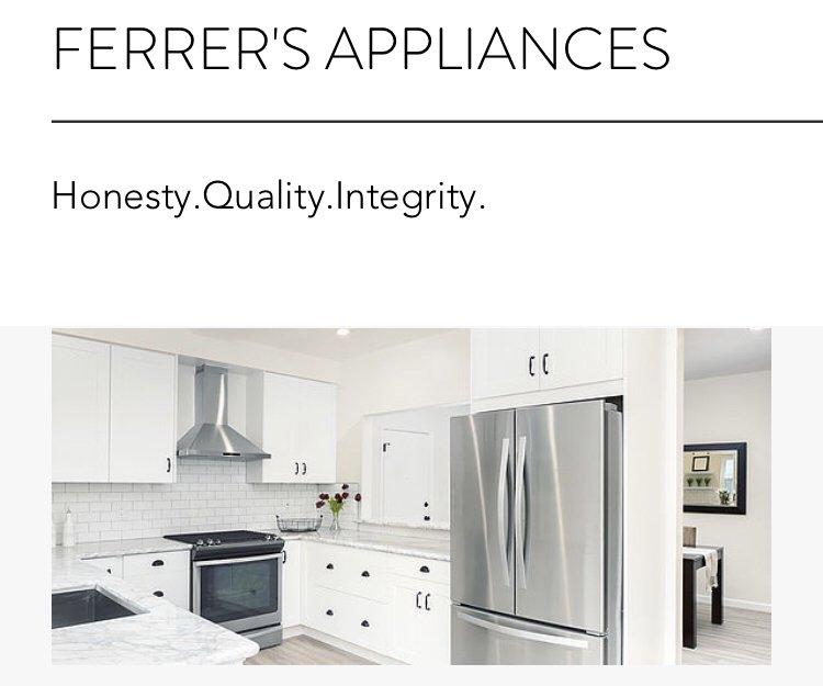 Ferrer's Appliances