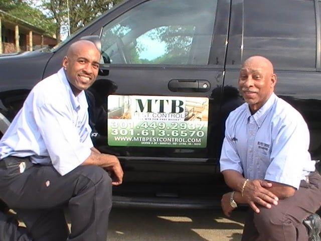 MTB Pest Control: 3411 Walters Ln, District Heights, MD