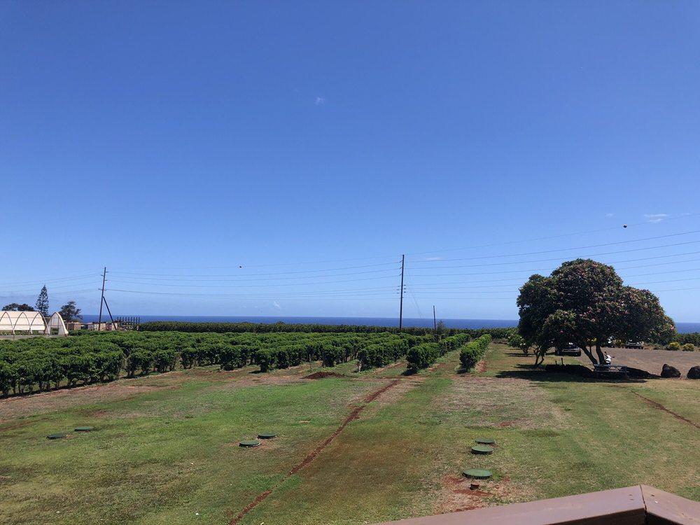 Kauai Roastery: 9814 Kaumualii Hwy, Waimea, HI