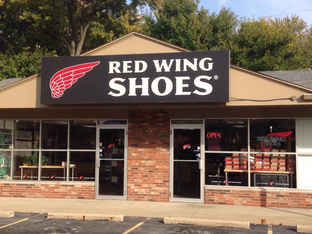 Red Wing Shoes Reynolds Rd