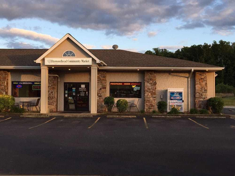 Diamondhead Community Market & Cafe: 440 Catherine Park Rd, Hot Springs, AR