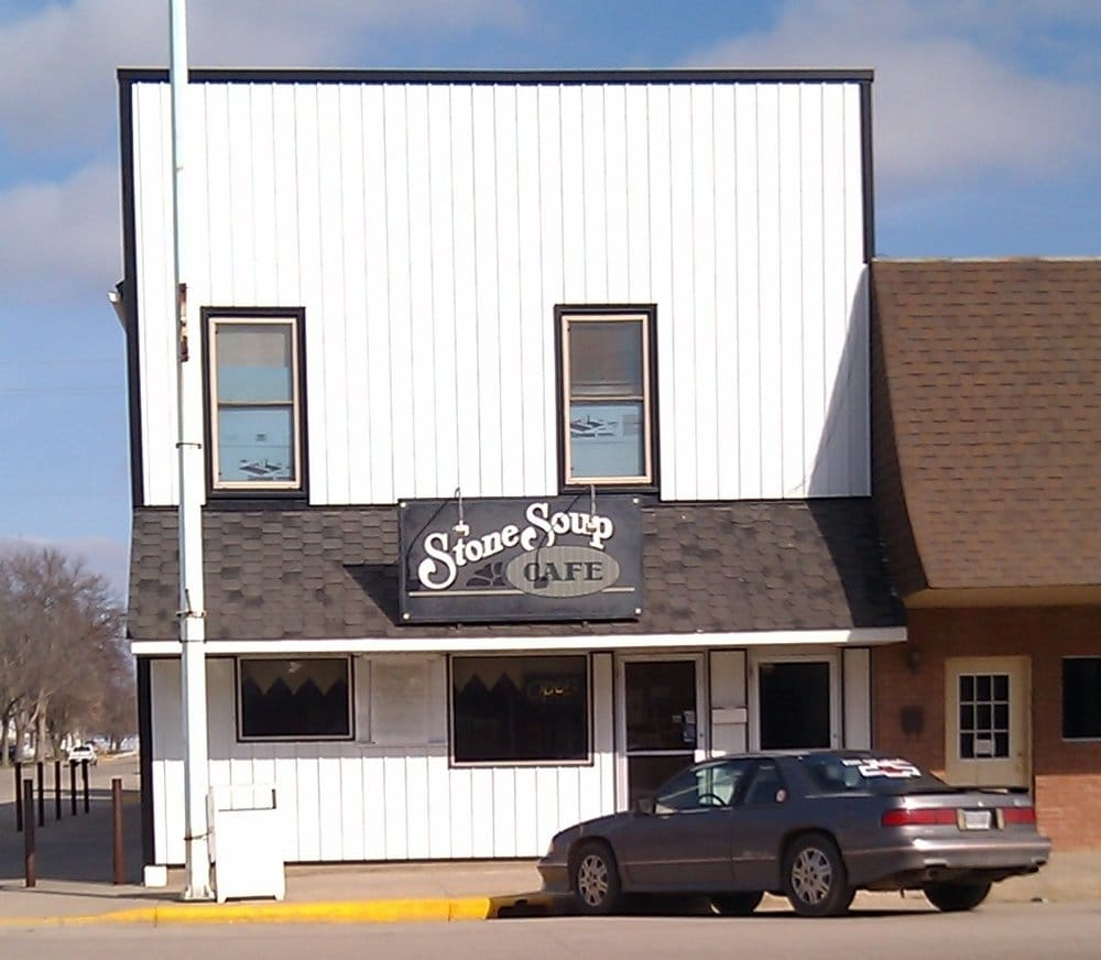 Stone Soup Cafe: 1446 Main St, Rock Valley, IA