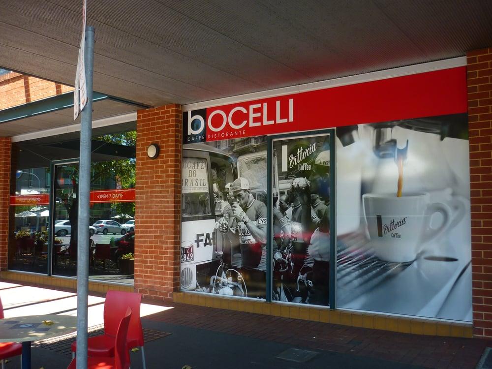 Bocelli Caffe Ristorante