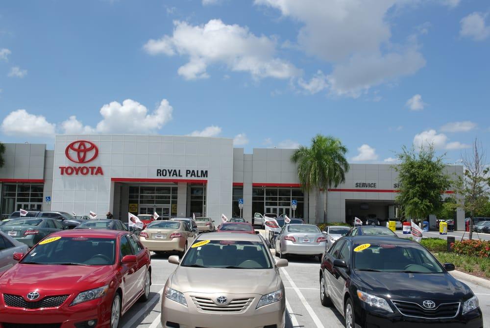 8 Photos For Royal Palm Toyota