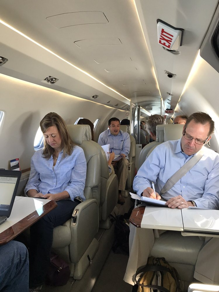 Delta Private Jets: Cincinnati, OH