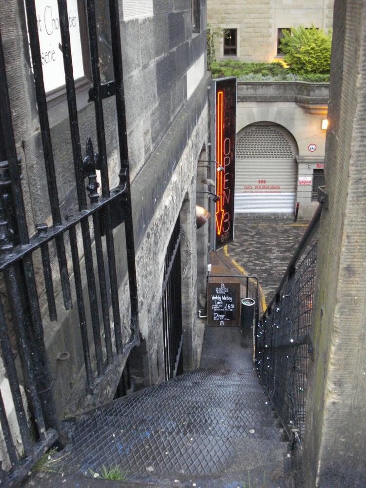 Restaurants Near George Iv Bridge Edinburgh