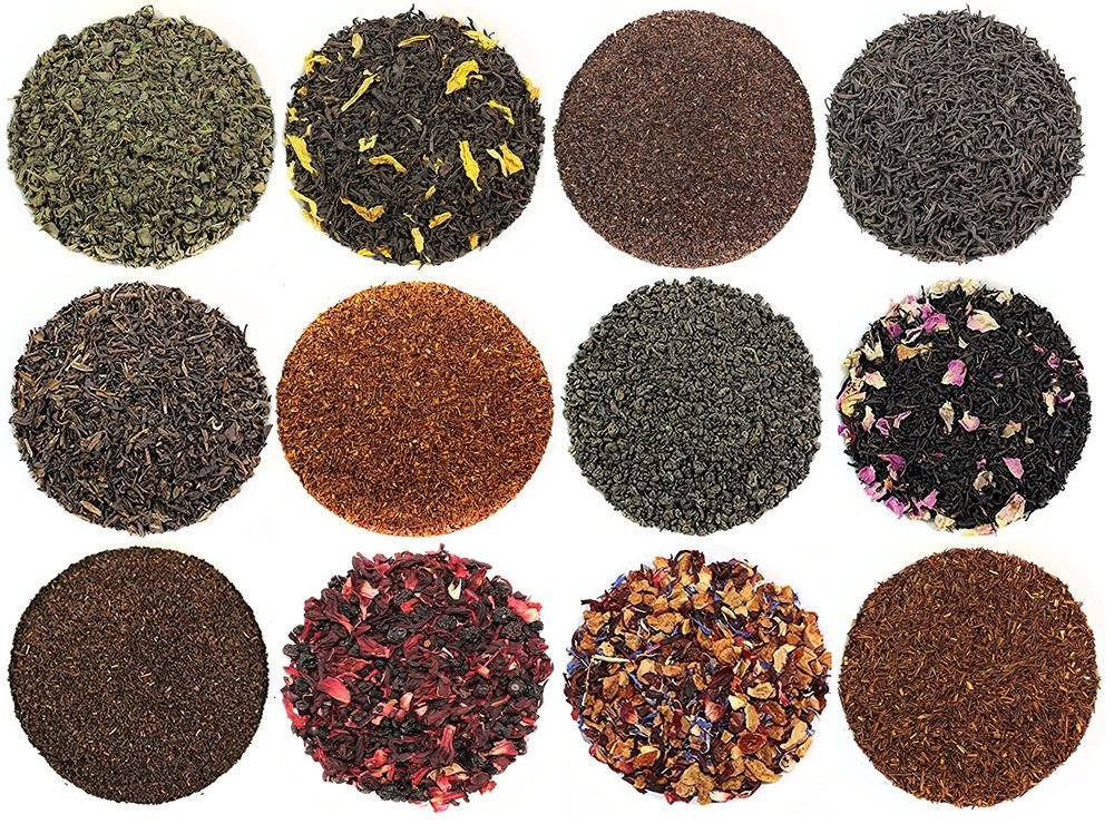 Social Spots from Solstice Tea Traders