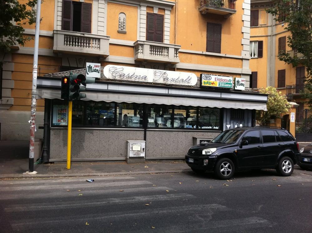 Casina parioli bar viale dei parioli 2 salario roma for Uffici parioli